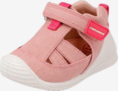 biomecanics Lauflernschuhe in pink, Produktansicht
