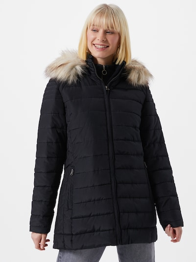 Hailys Winter coat 'Anna' in black, View model