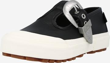 VANS Slip on -tennarit 'Style 93' värissä musta