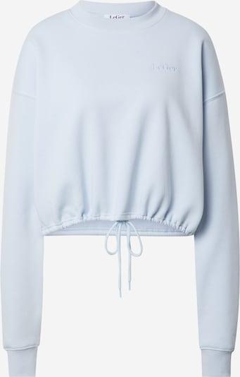 LeGer by Lena Gercke Sweat-shirt 'Rosa' en bleu clair, Vue avec produit