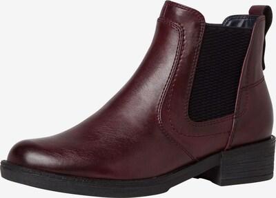 TAMARIS Chelsea Boots in bordeaux, Produktansicht