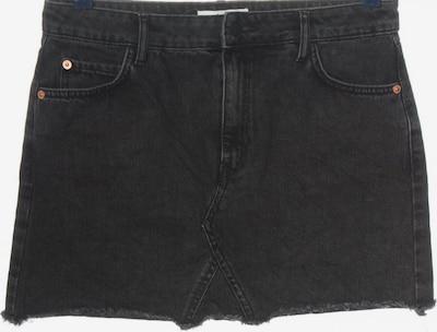 MANGO Jeansrock in M in schwarz, Produktansicht