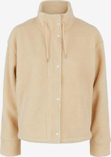 PIECES Jacke 'Camino' in beige, Produktansicht