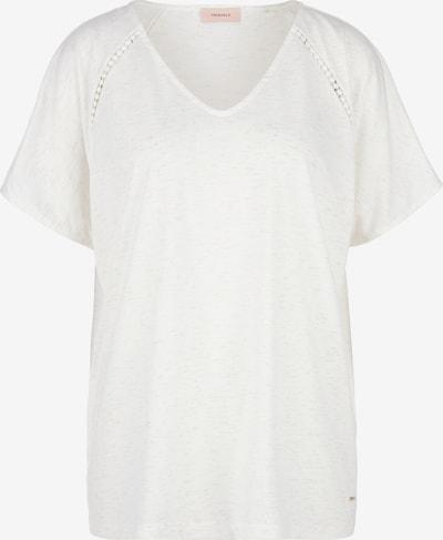 TRIANGLE T-Shirt in weißmeliert, Produktansicht