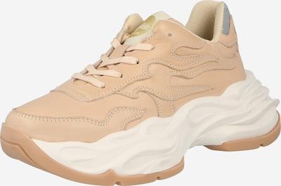 Buffalo London Sneaker 'EYZA' in sand, Produktansicht