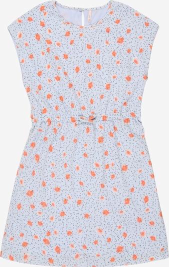 KIDS ONLY Šaty 'PELLA' - modrá / světlemodrá / korálová / bílá, Produkt