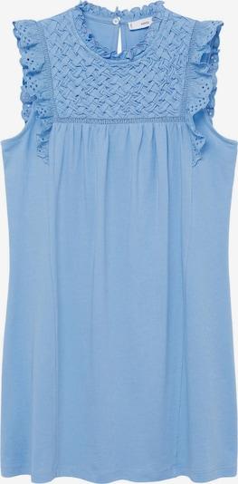 MANGO Kleid 'Petra' in hellblau, Produktansicht