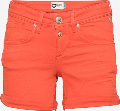 FREEMAN T. PORTER Jeans 'Romie' in de kleur Oranjerood, Productweergave