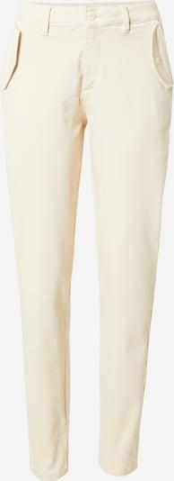 Pantaloni s.Oliver pe alb coajă de ou, Vizualizare produs