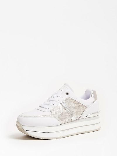 GUESS Tenisky 'Dafne' - stříbrná / bílá, Produkt