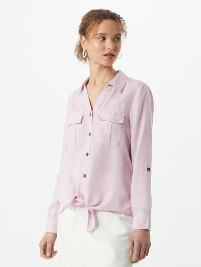 ONLY Bluzka 'Karla' w kolorze jasnofioletowym, Podgląd na modelu(-ce)