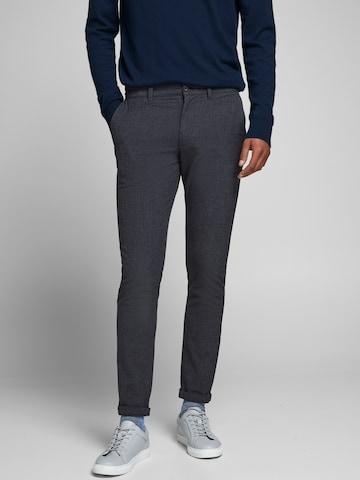 JACK & JONES Chino-püksid 'MARCO', värv sinine