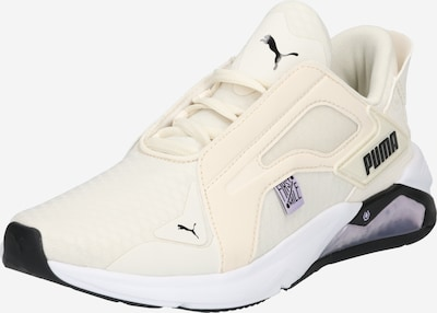 PUMA Sports shoe 'LQDCELL Method FM' in Lavender / Black / Egg shell, Item view