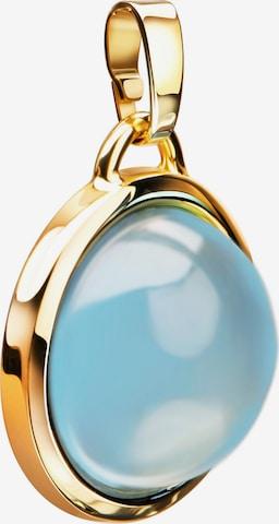 JEVELION Anhänger Chalcedon in Gold