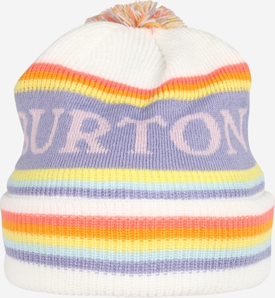 BURTON Athletic Hat in Light blue / Lime / Lavender / Light purple / White, Item view