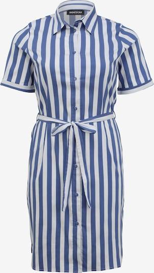 seeyou Sommerkleid in blau / weiß, Produktansicht