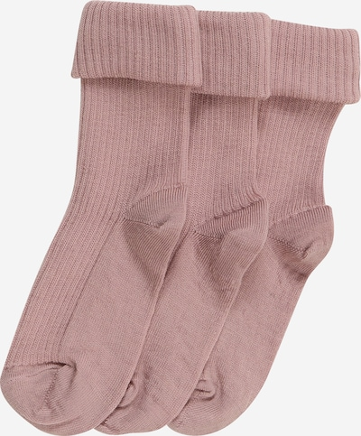 mp Denmark Socken in rosé, Produktansicht