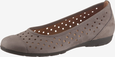 GABOR Ballet Flats in Taupe, Item view