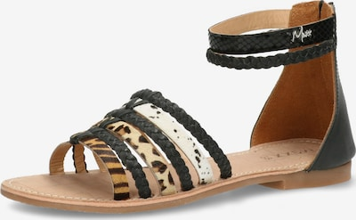 MEXX Páskové sandály 'GALATINA' - mix barev / černá, Produkt