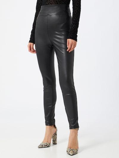 GUESS Tajice 'Priscilla' u crna, Prikaz modela
