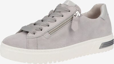 GABOR Sneaker in grau / hellgrau, Produktansicht