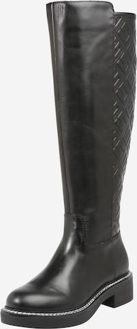 GUESS Stövel i svart