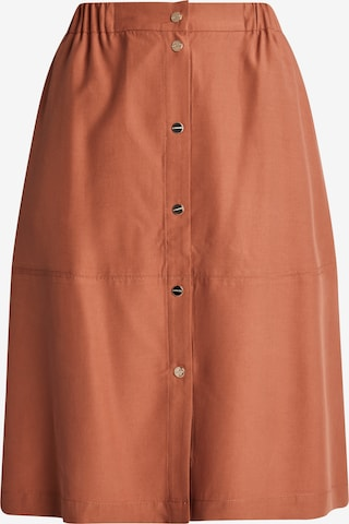 COMMA Skirt in Brown