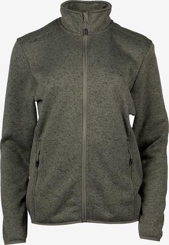 Whistler Athletic Fleece Jacket in Green