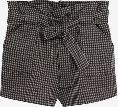 MANGO KIDS Shorts 'melina' in braun / weiß, Produktansicht