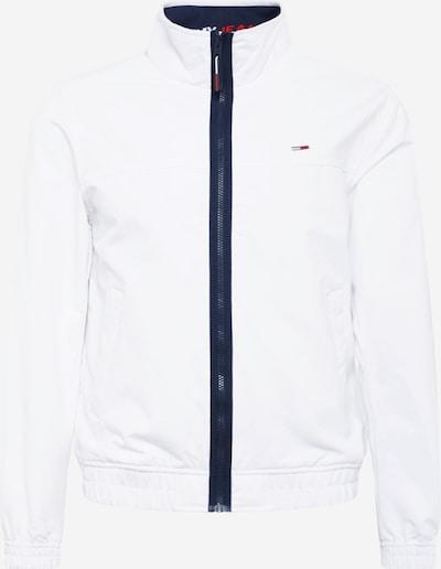 fehér Tommy Jeans Átmeneti dzseki, Termék nézet