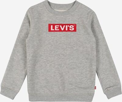 LEVI'S Sweatshirt in graumeliert, Produktansicht