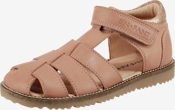 EN FANT Sandale in Pink