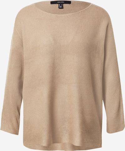 VERO MODA Pullover 'Nora' in sand, Produktansicht