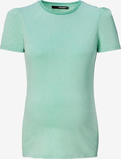 Supermom T-Shirt in mint, Produktansicht