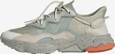 ADIDAS ORIGINALS Sneaker 'Ozweego' in beige / pastellblau / hellgrau / weiß, Produktansicht