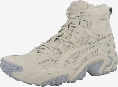 ASICS Boots 'Gel-Nandi Hi' in ecru / grau, Produktansicht