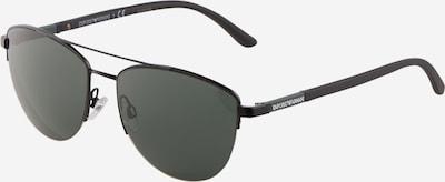 Emporio Armani Sunglasses '0EA2116' in Pastel green / Black, Item view
