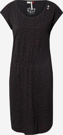 Ragwear Kleid 'LILITHE' in pink / schwarz, Produktansicht