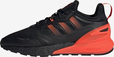 Sneaker low 'ZX 2K BOOST 2.0' ADIDAS ORIGINALS pe roșu / negru, Vizualizare produs