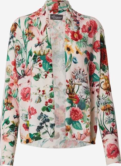 PRINCESS GOES HOLLYWOOD Cardigan en mélange de couleurs, Vue avec produit
