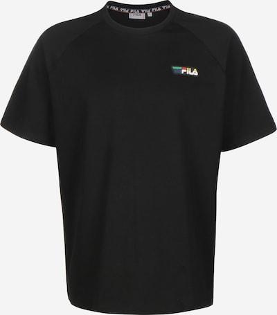 FILA T-Shirt in schwarz, Produktansicht