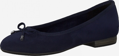 MARCO TOZZI Ballerina in Navy, Item view