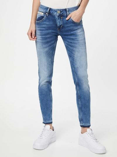 Herrlicher Jeans in blau / weiß, Modelansicht