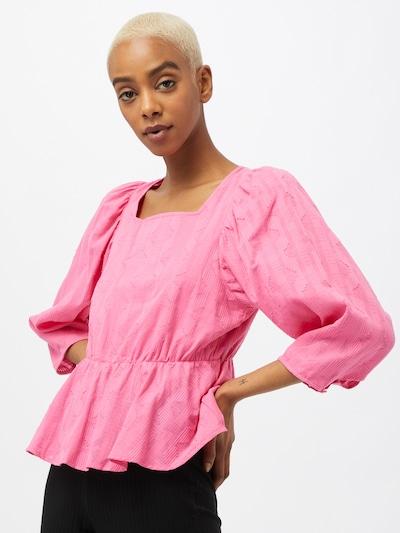 Bluză 'KATTI' Y.A.S pe roz, Vizualizare model
