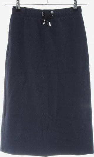 MADS NORGAARD COPENHAGEN Stretchrock in XS in blau, Produktansicht