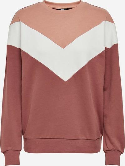 ONLY Sweatshirt in mischfarben, Produktansicht