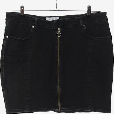 Violeta Jeansrock in L in schwarz, Produktansicht