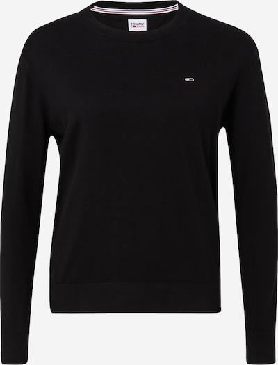 Tommy Jeans Pullover i melon / sort / hvid, Produktvisning