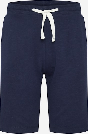 TOM TAILOR Sweatshorts in navy, Produktansicht
