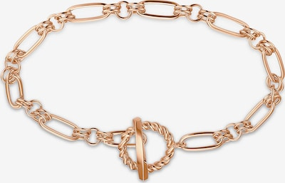 JETTE Armband in rosegold, Produktansicht